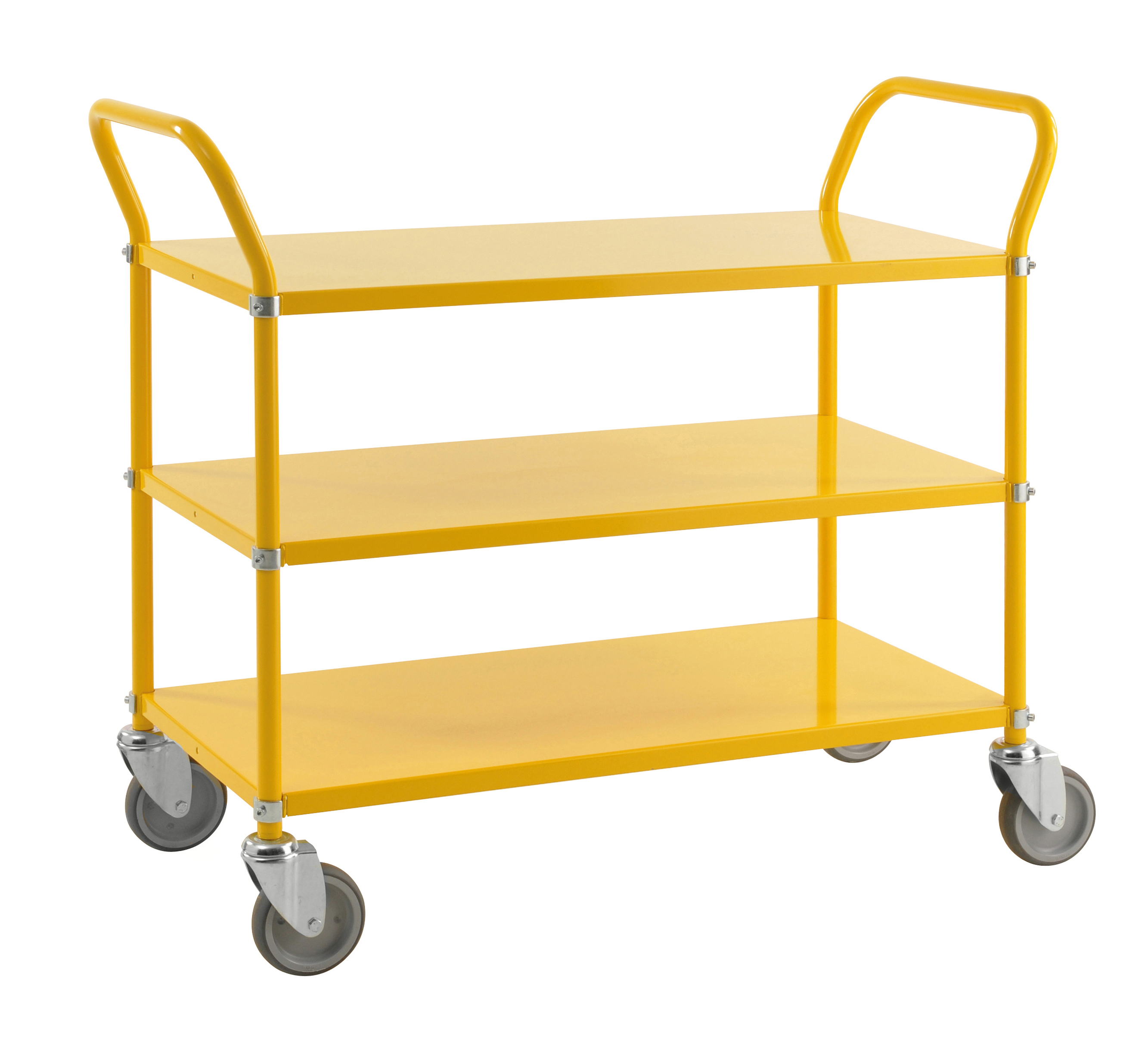 Colour trolley 3 levels KM5106