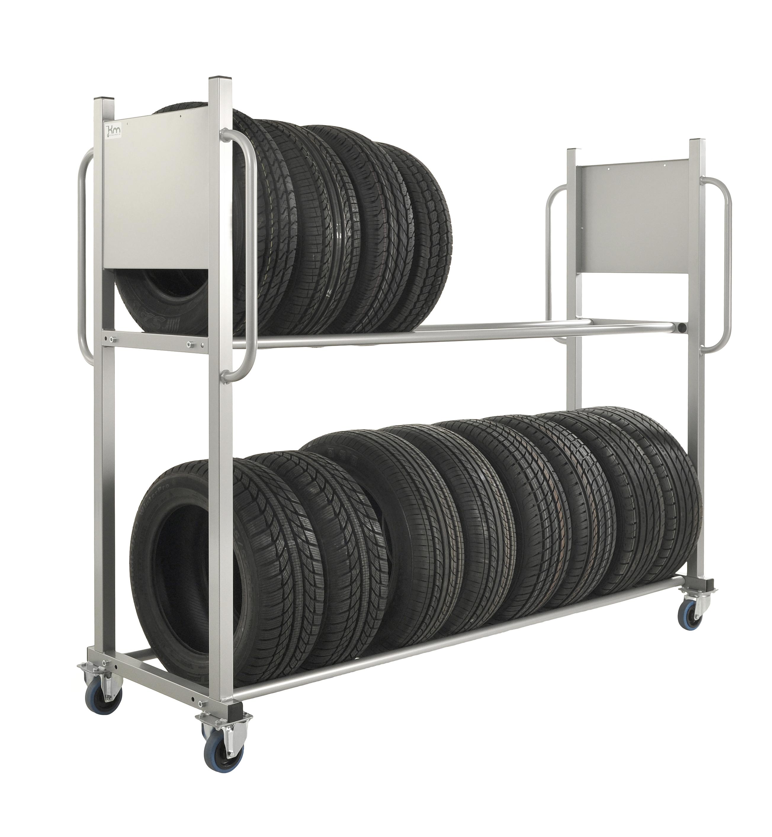 Tire handling KMD3B