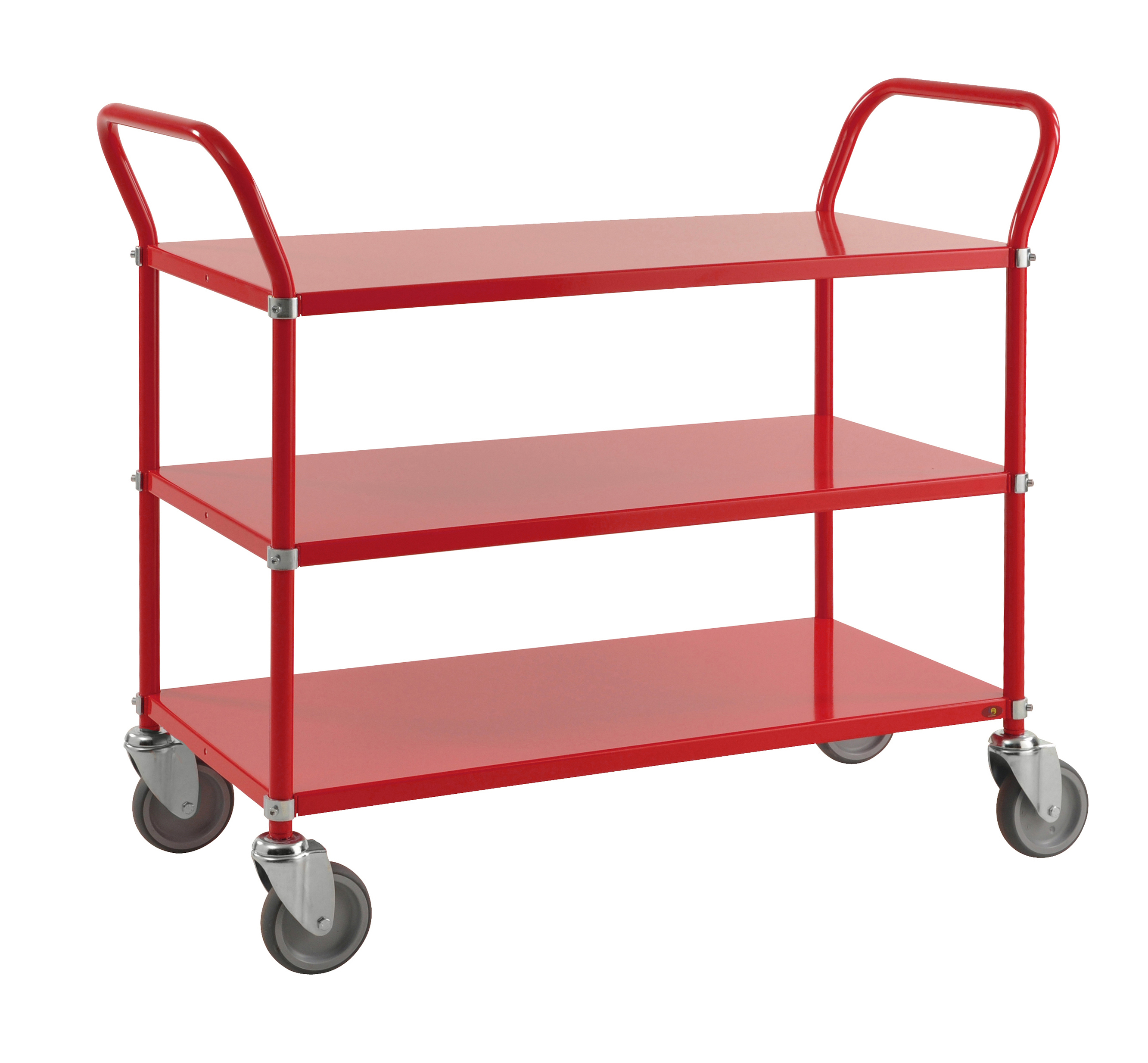 Colour trolley 3 levels KM7106