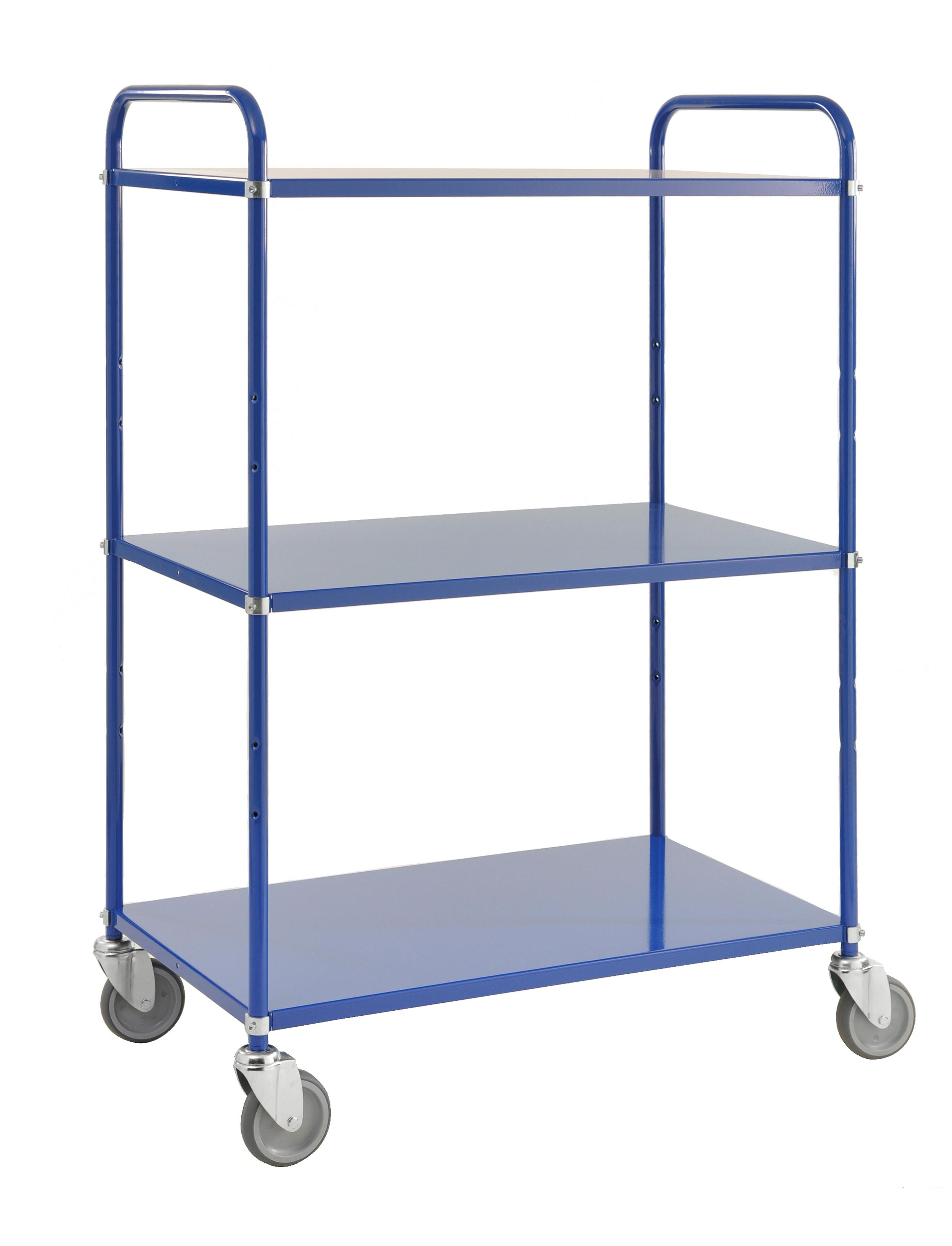 Light shelf trolley KM4123-B