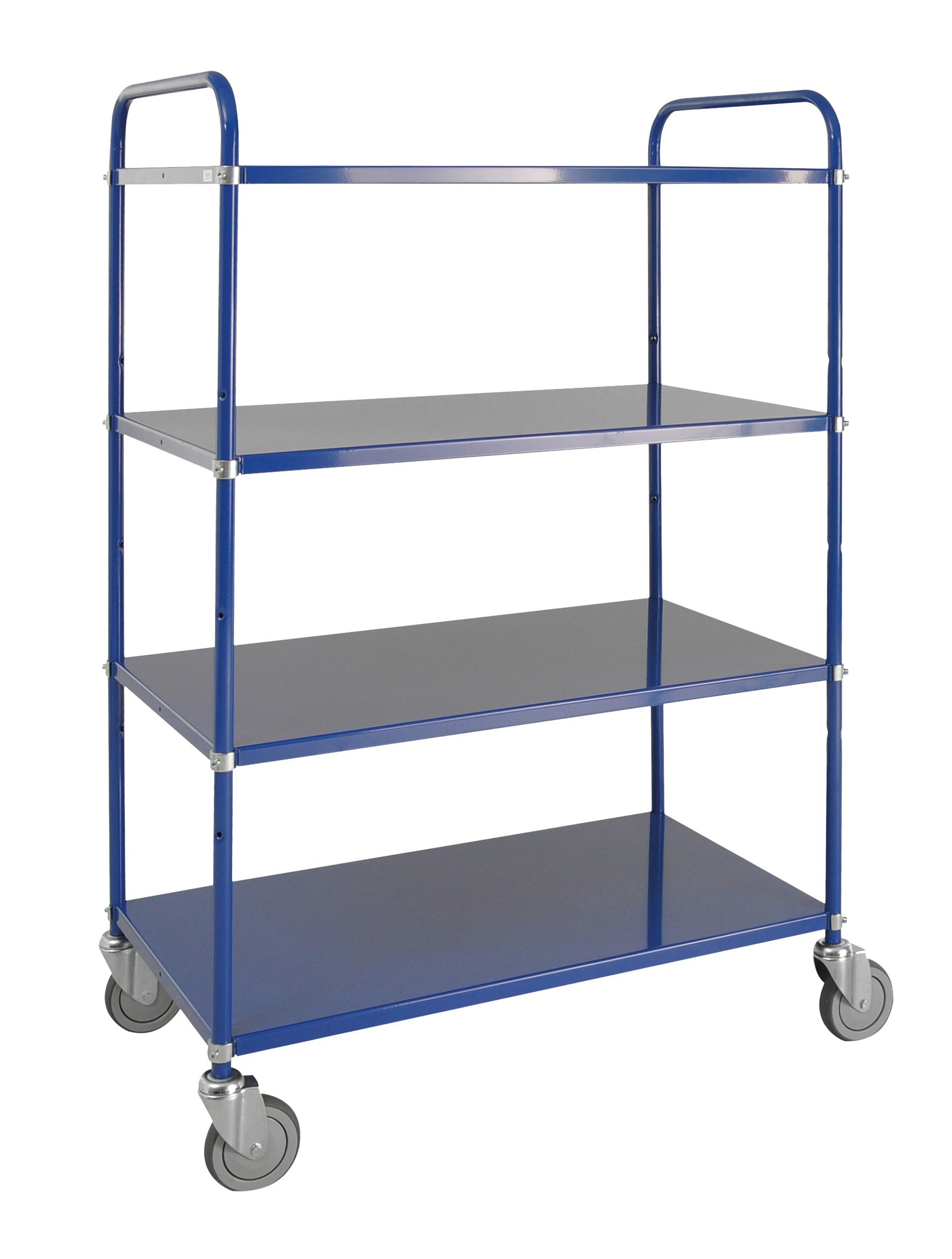 Light shelf trolley KM4125-B