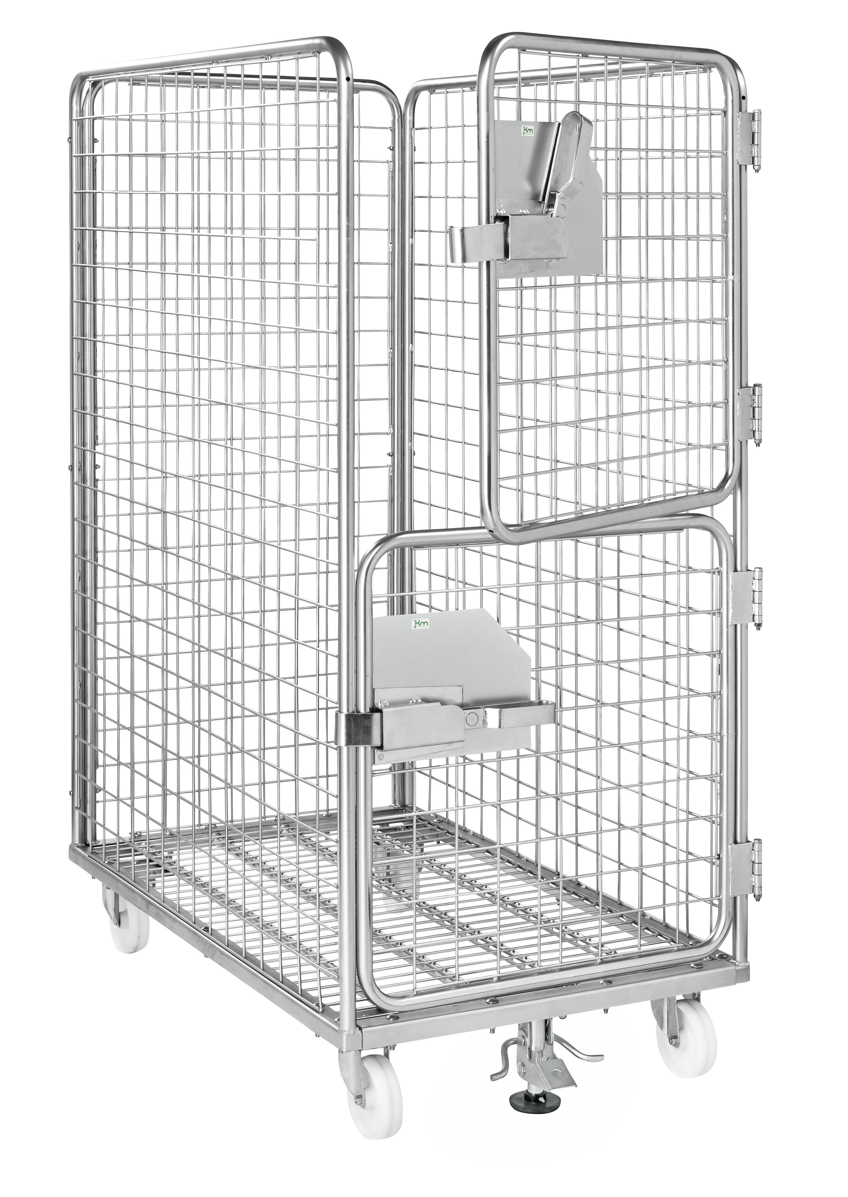 KM80-S | Parcel trolley