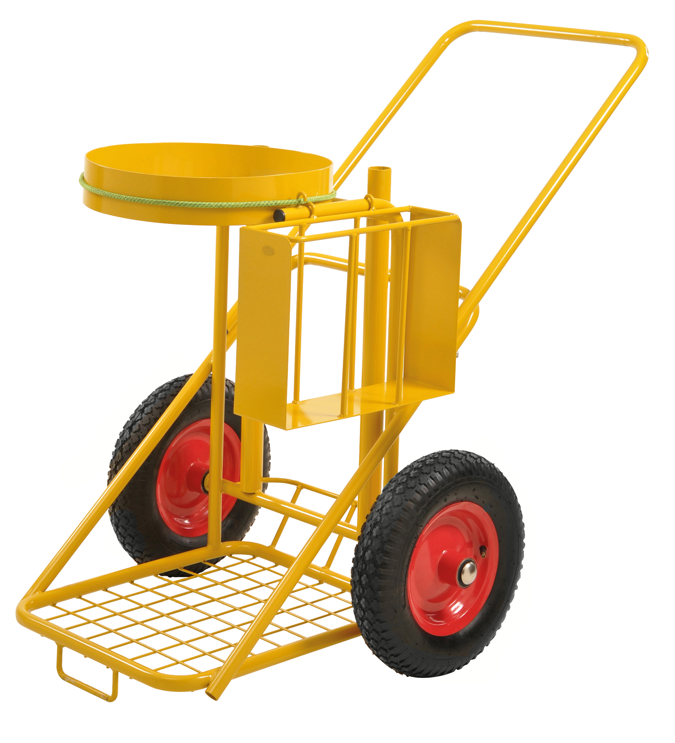 KM145760   Cleaning trolley