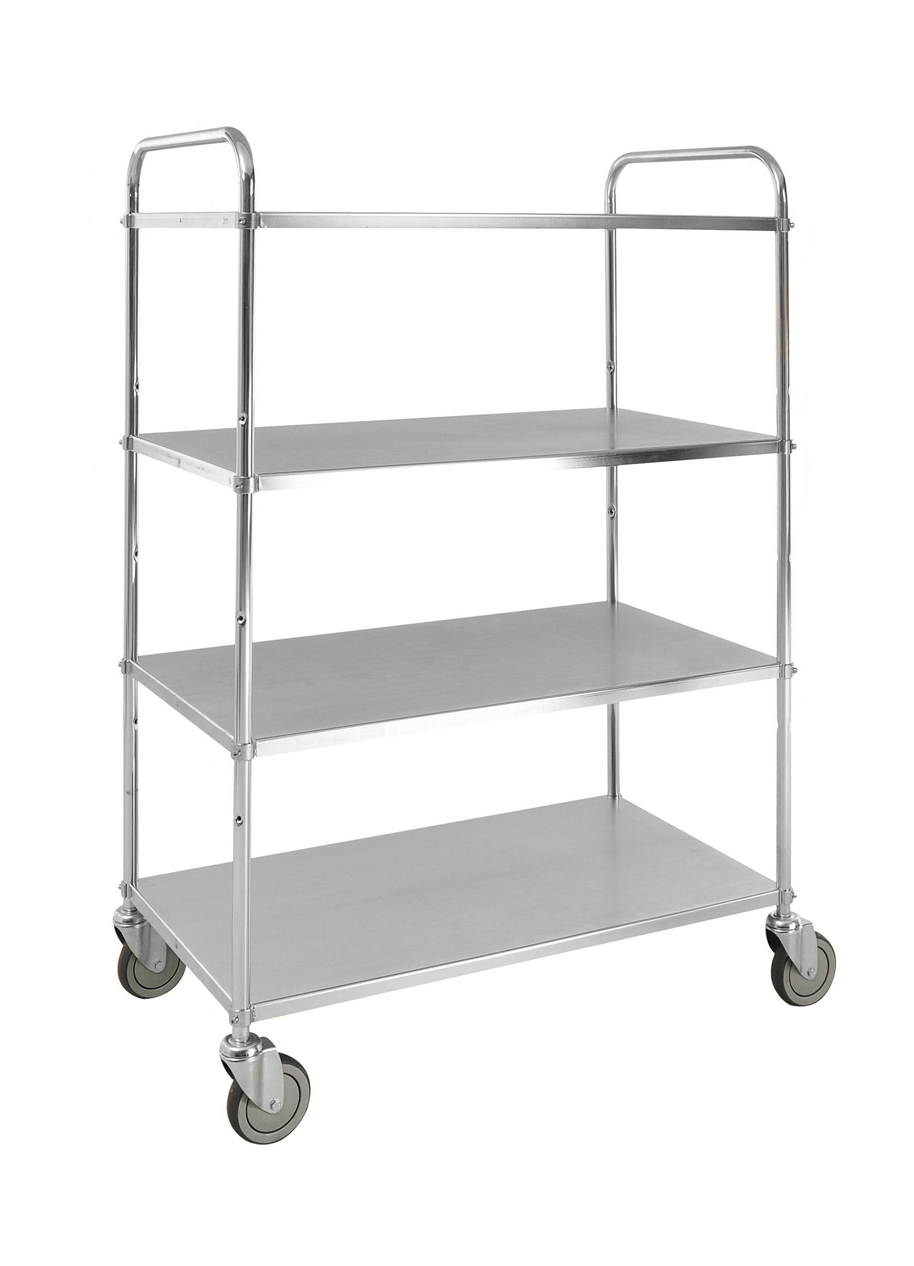 Light shelf trolley KM4125-E