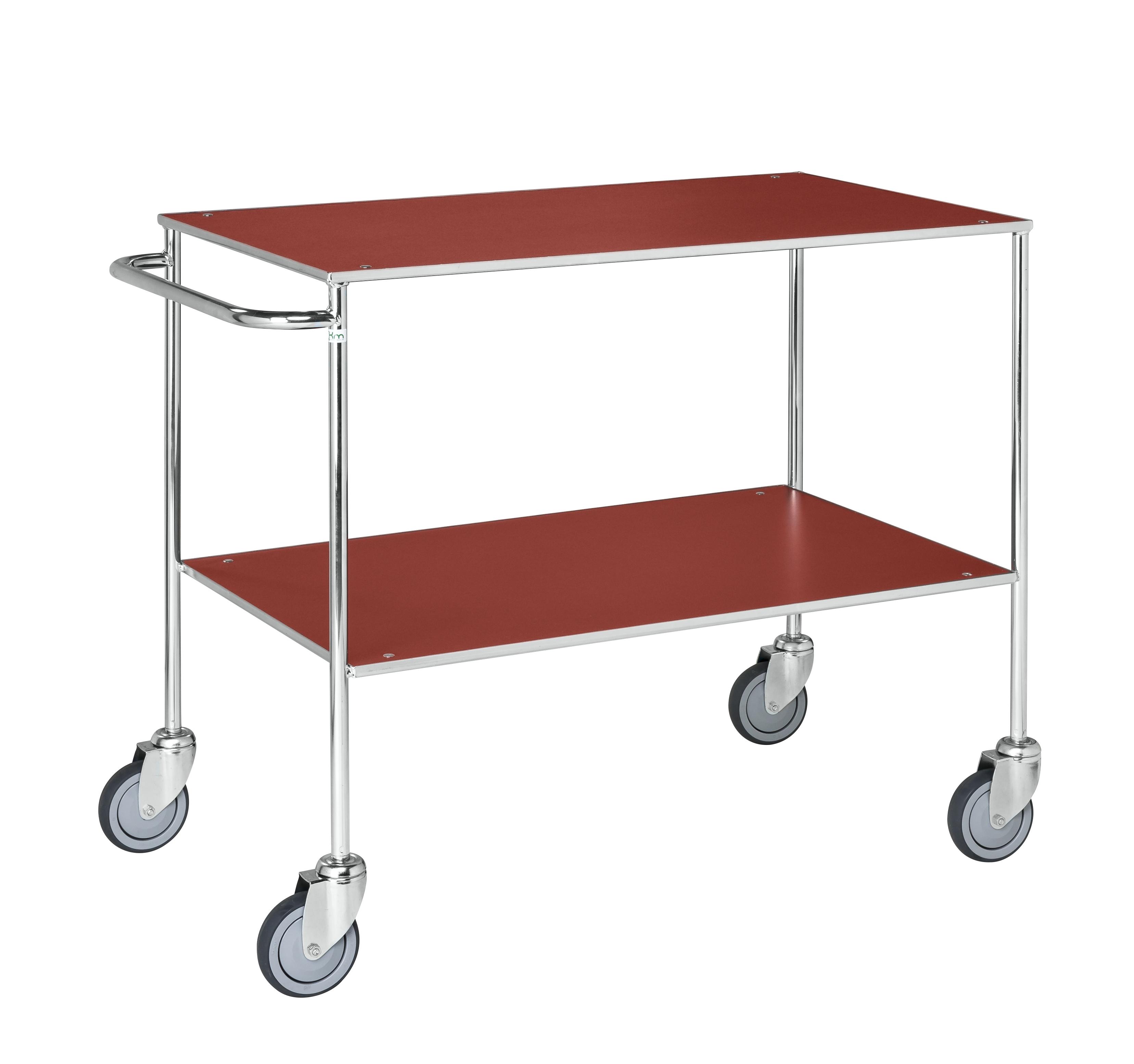 KM170-1   Table trolley, all-welded