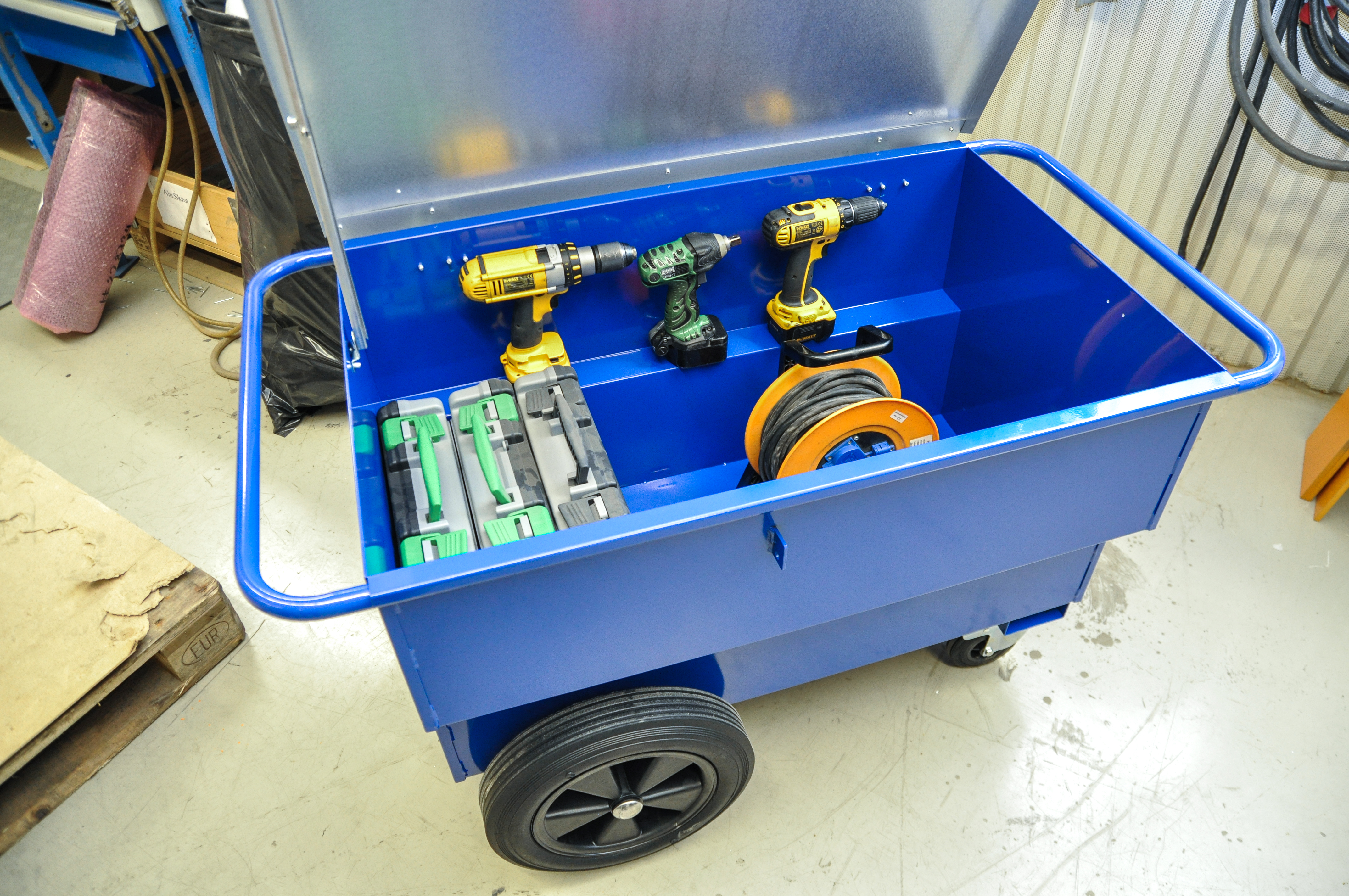 KM9199 | Tool trolley