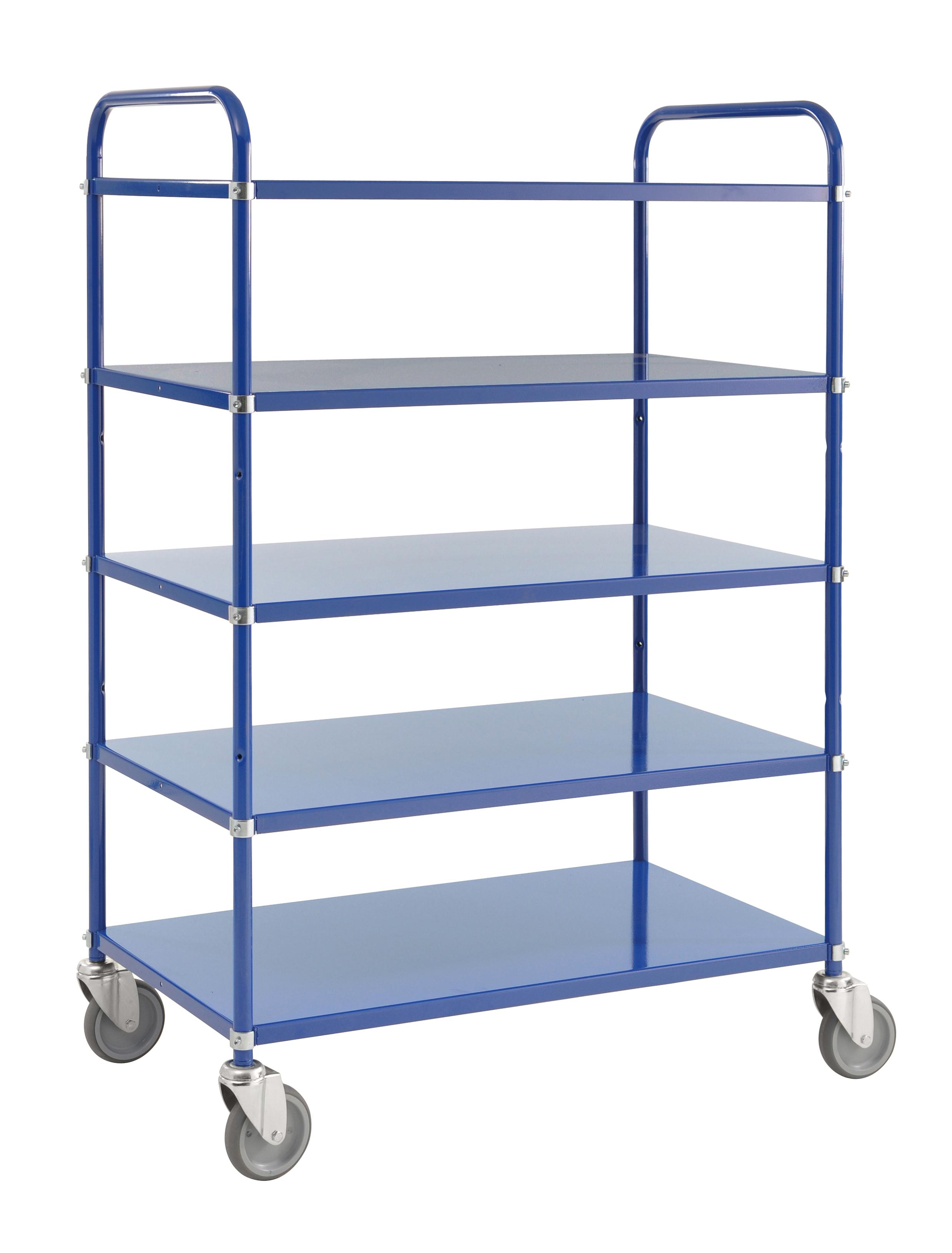 Light shelf trolley KM4124-B