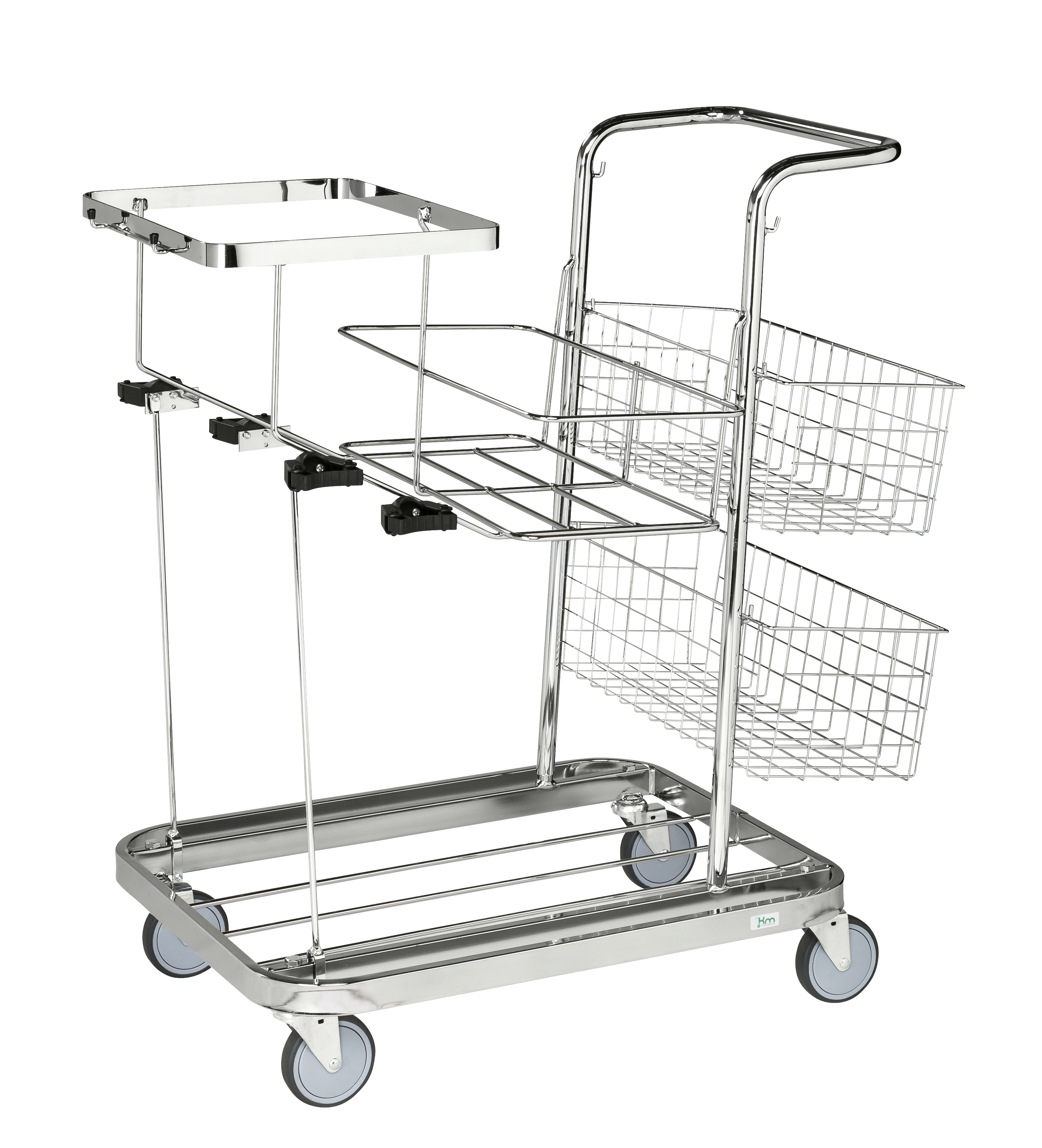 Cleaning trolley KM30170