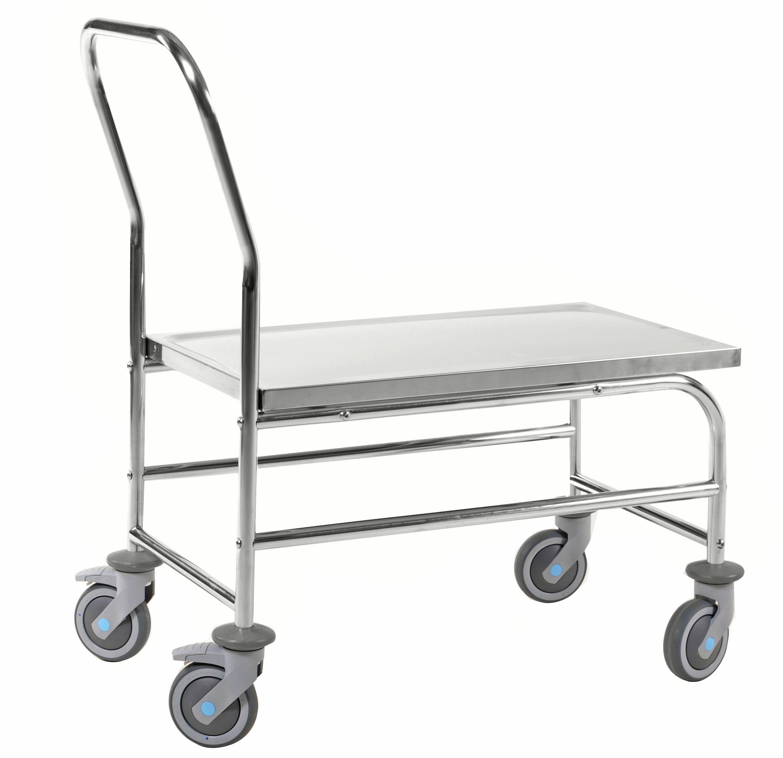 KM60363-S | Platform trolley C3, 18/8