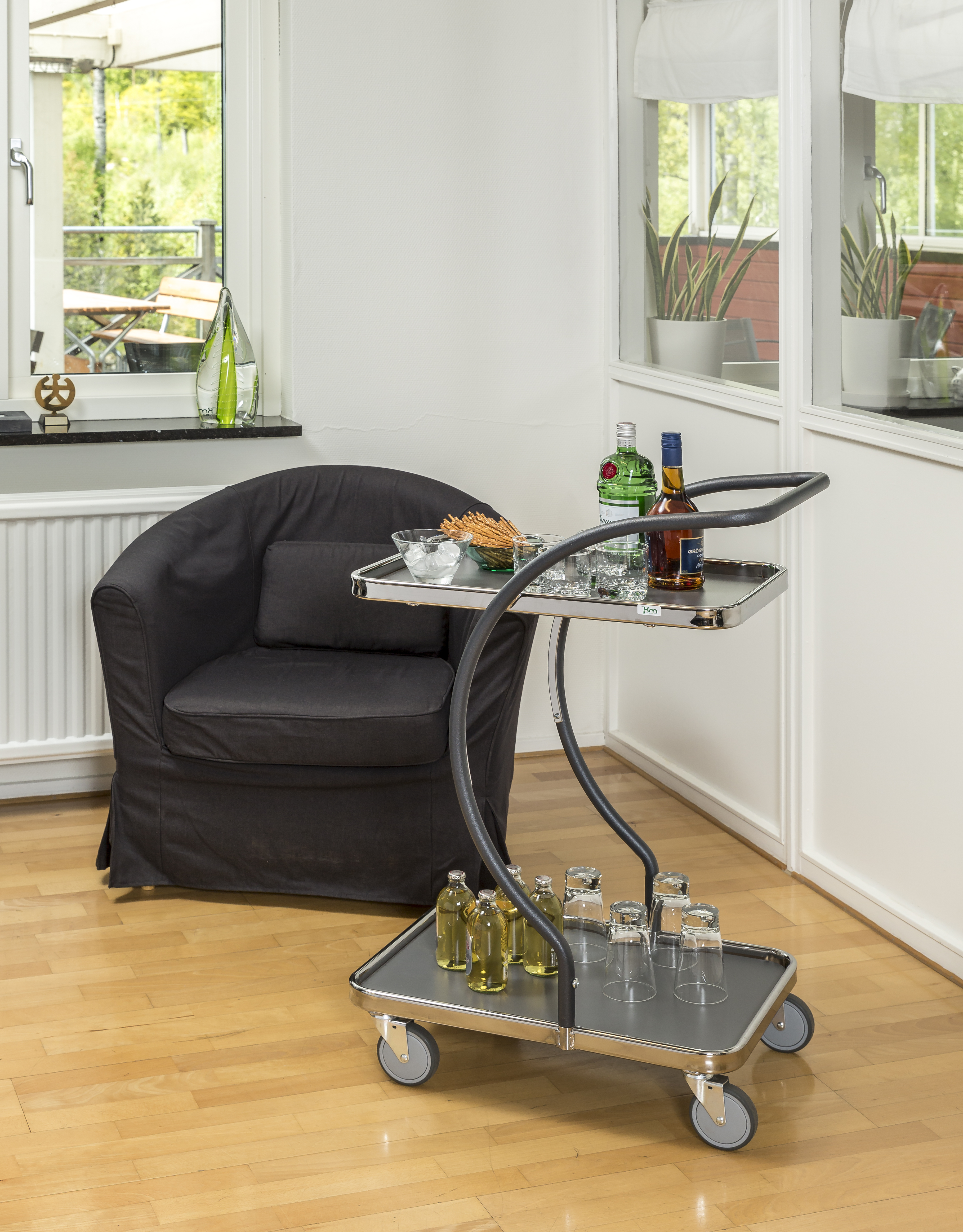 KM96200 | C-line Table trolley