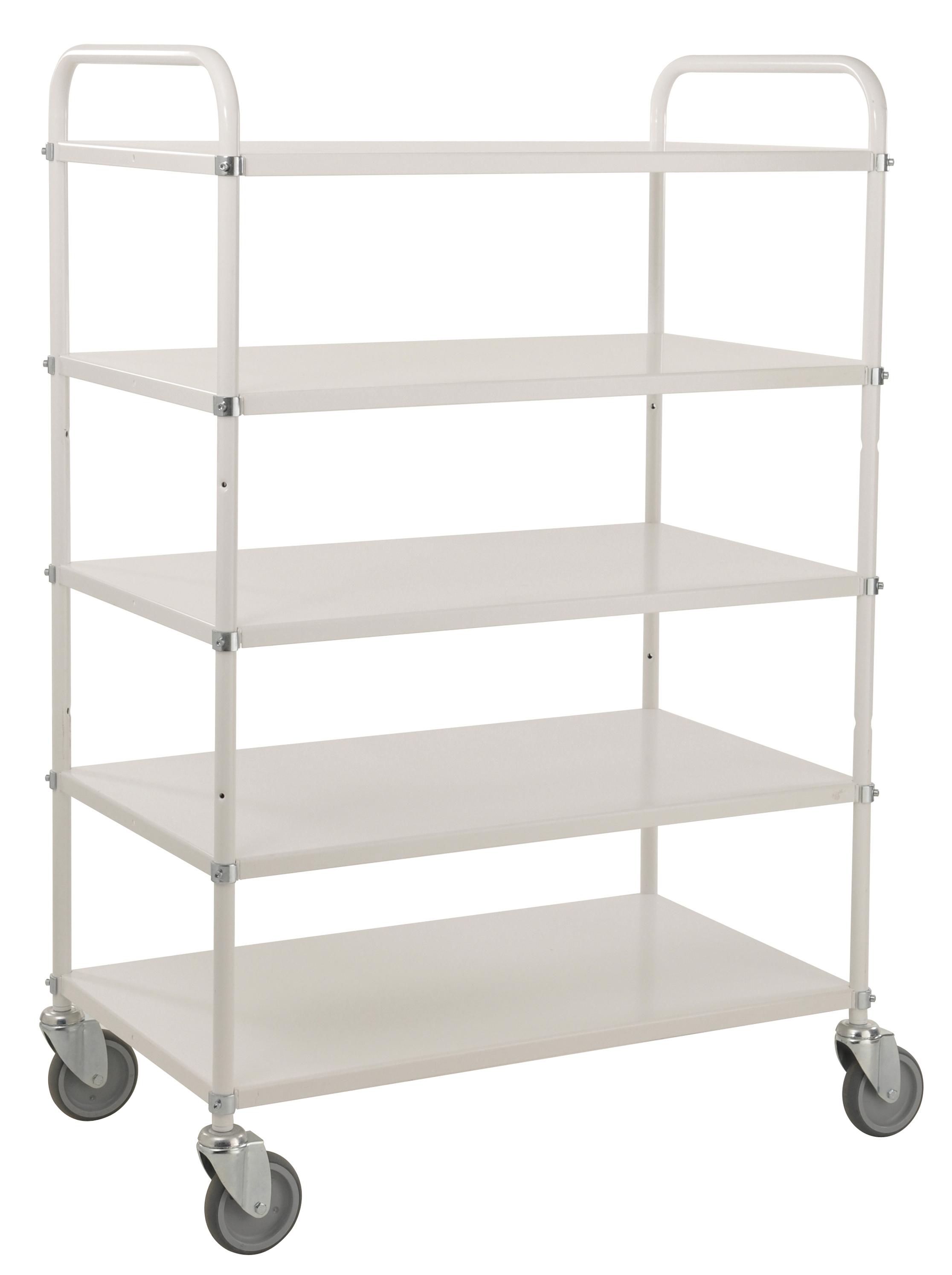 Light shelf trolley KM4124