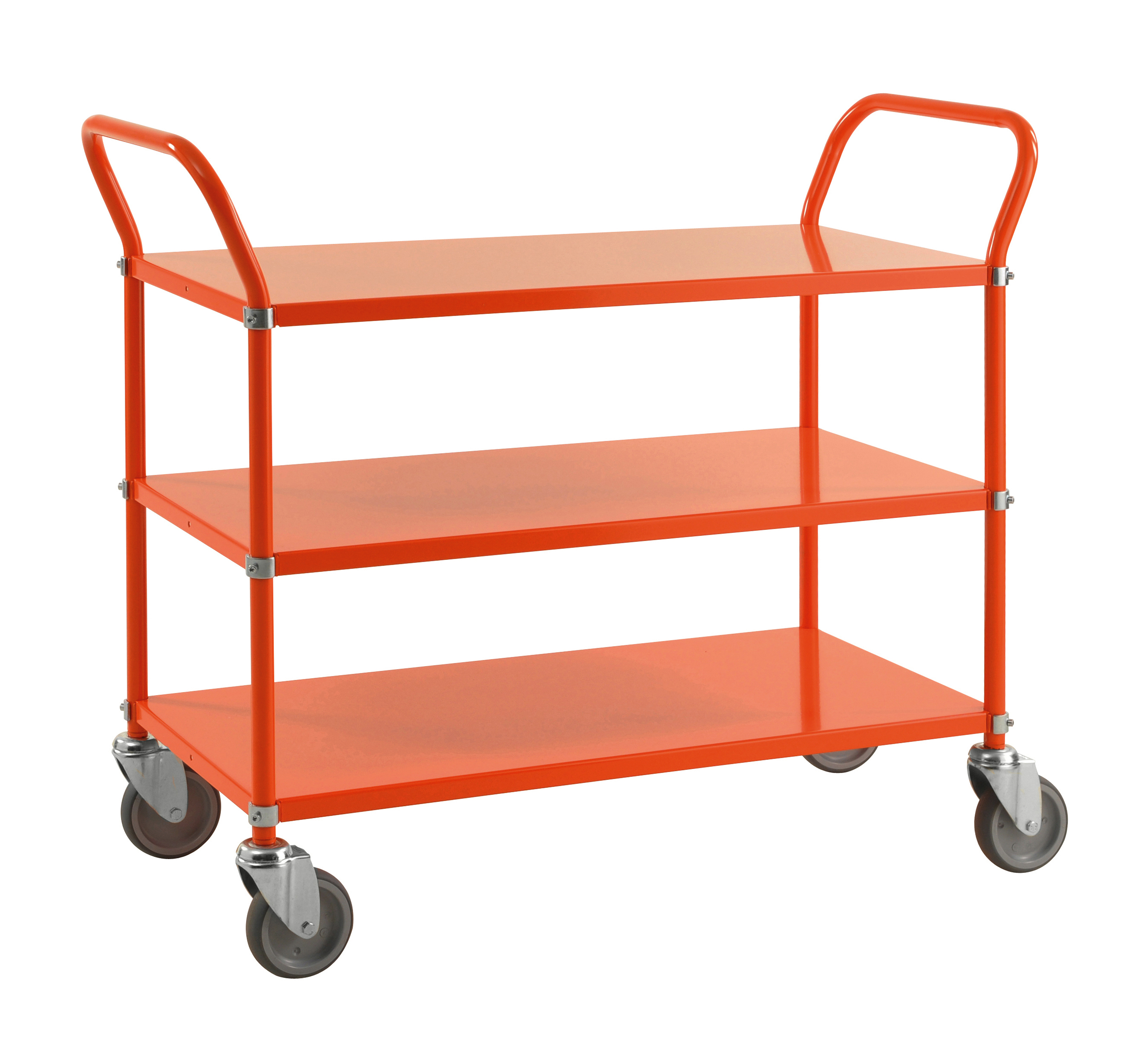 Colour trolley 3 levels KM6106