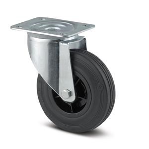 3370PRR160P63 | Massivgummihjul