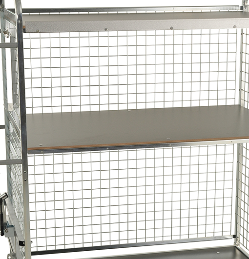 Module 600 Backside net KM600-R17