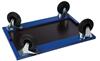 Replacement solid rubber castors 143