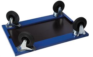 143 | Replacement solid rubber castors