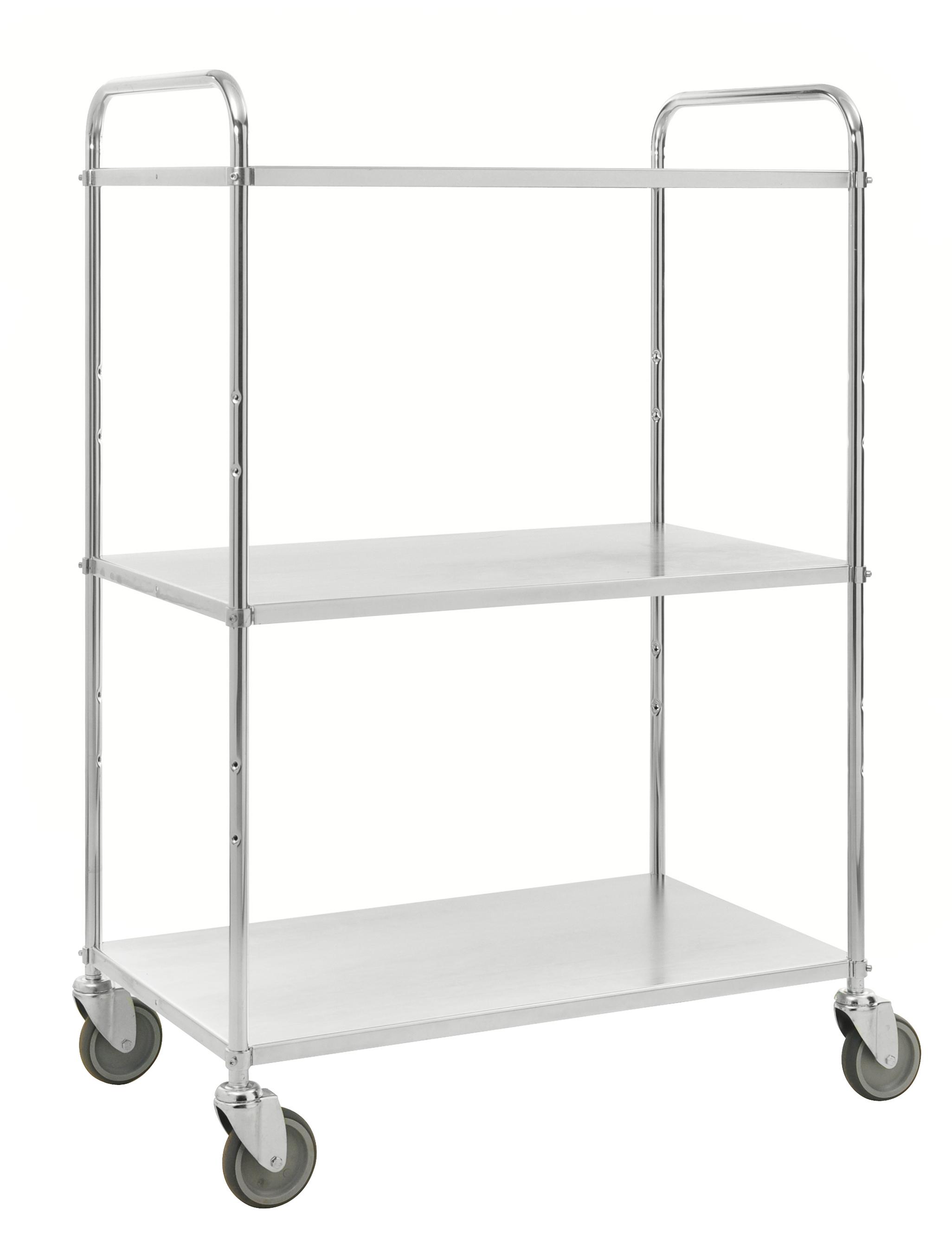 Light shelf trolley KM4123-E
