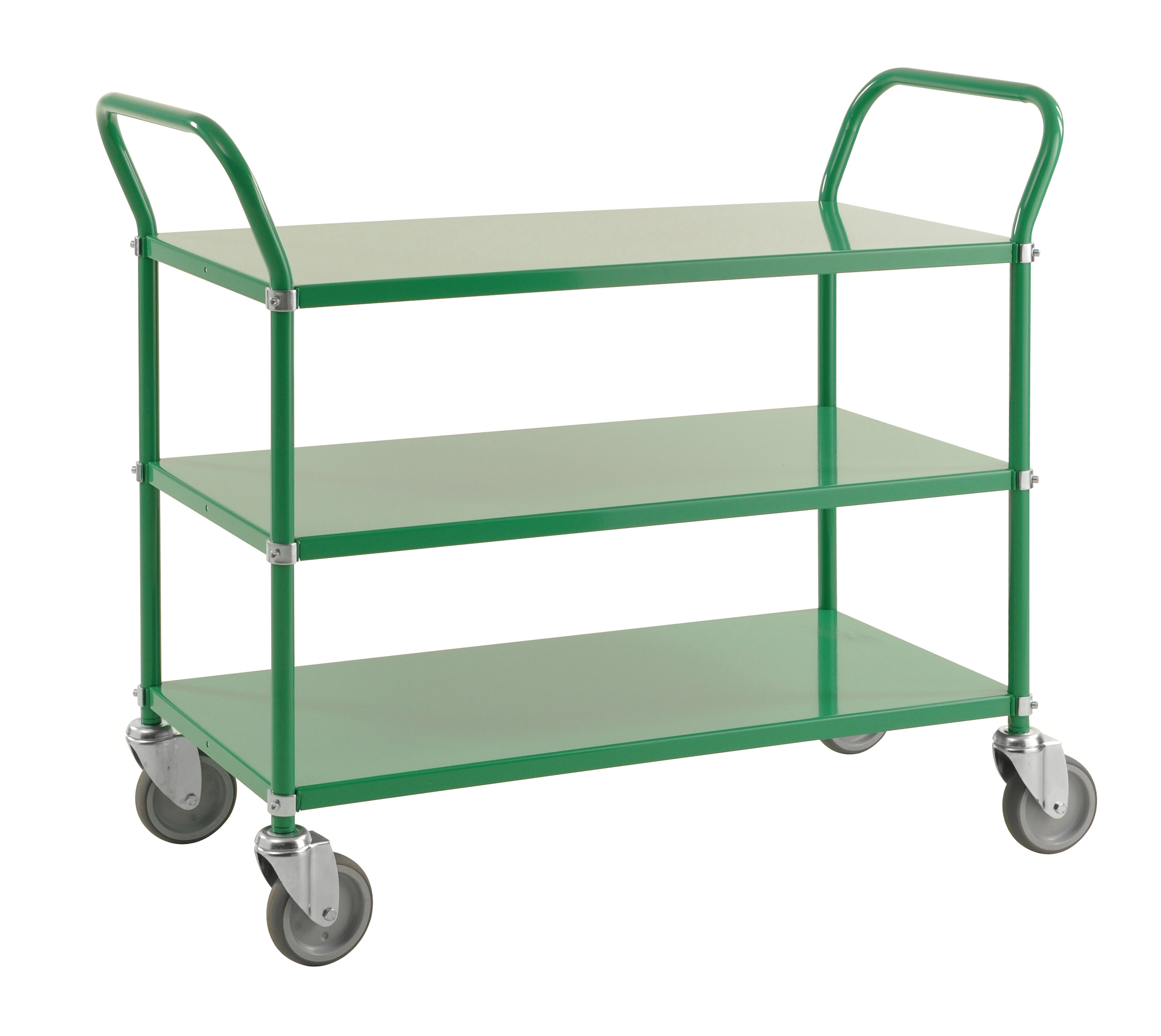 Colour trolley 3 levels KM2106
