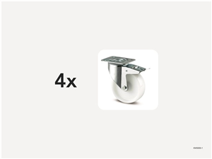 KM5000-1 | Hjulsats 200 mm