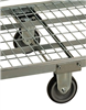 Module 300 Middle mounted castors KM300-MHB
