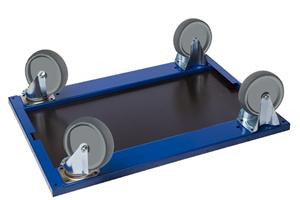 KM1000-5 | Replacement castors 125 mm