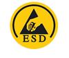 KM4123-ESD | ESD-hyllyvaunu, 3 hyllyä