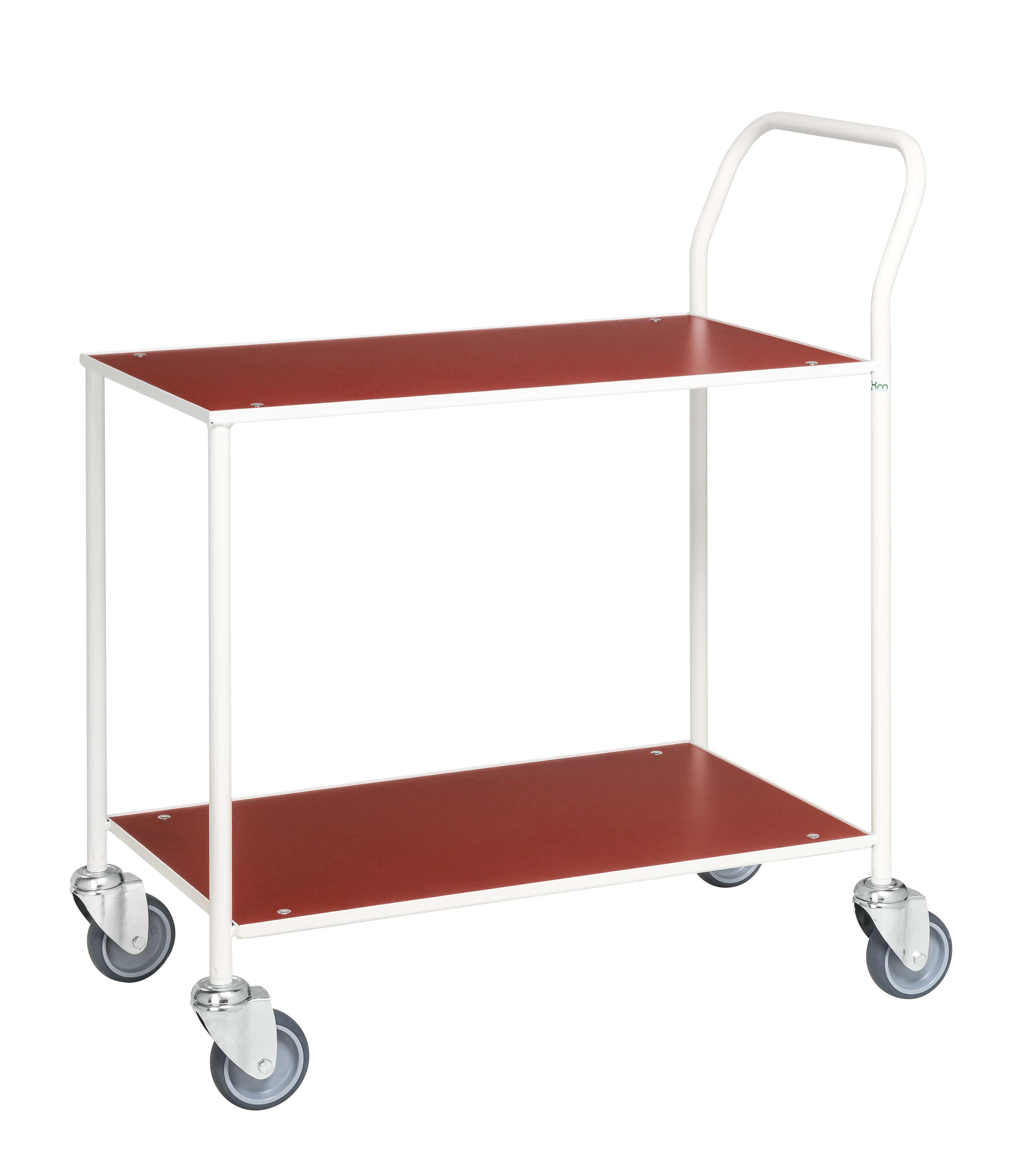 Small table trolley, fully welded KM173-1B