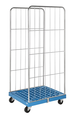 KM72811802P | Rullcontainer plastbotten