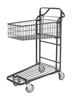 Shop trolley KM4202-KD-ERGO