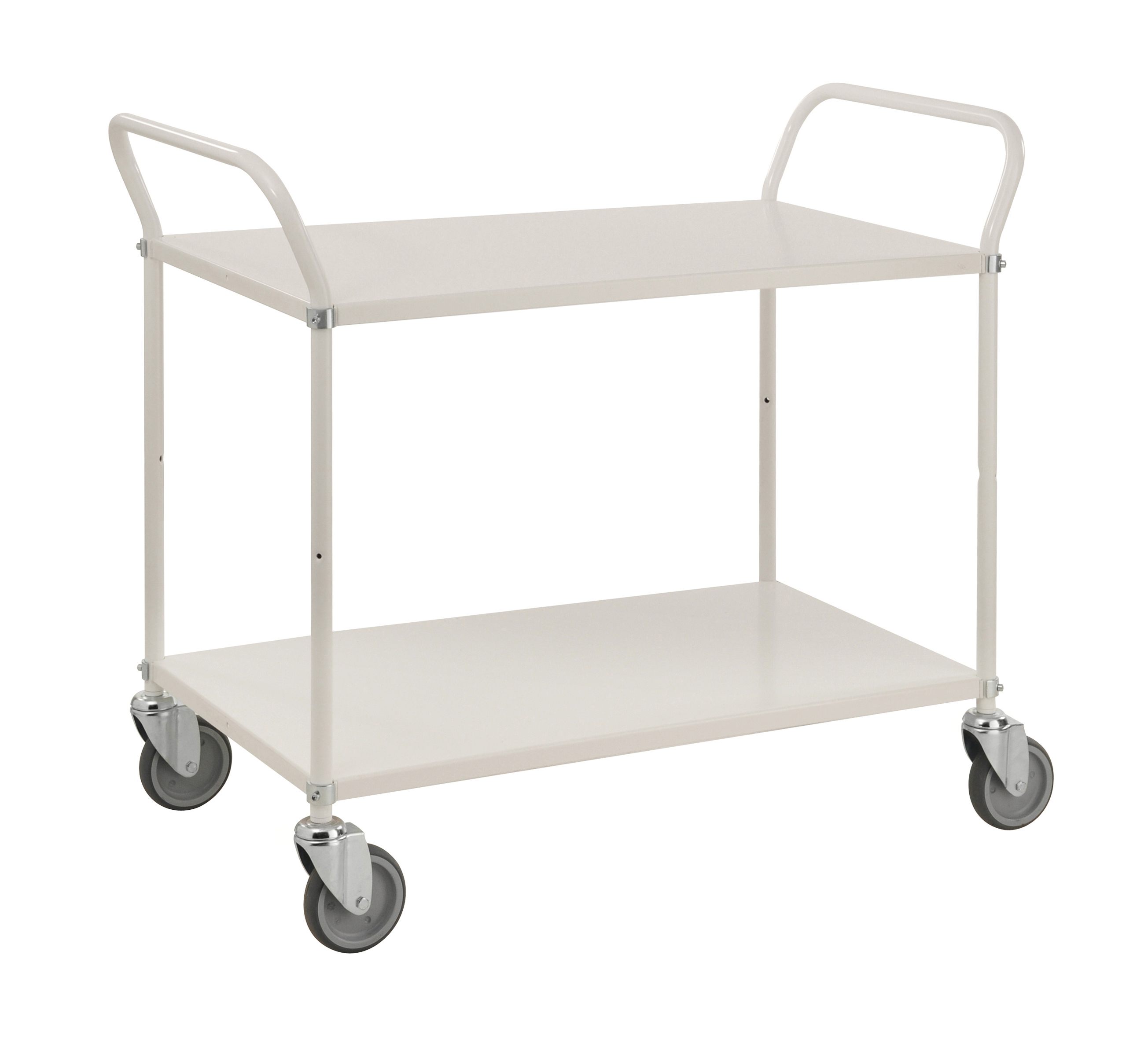 Colour trolley 2 levels KM4105B