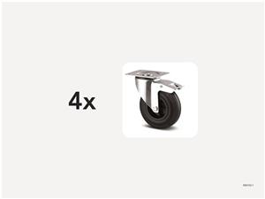 KM143-1 | Hjulsats 200 mm