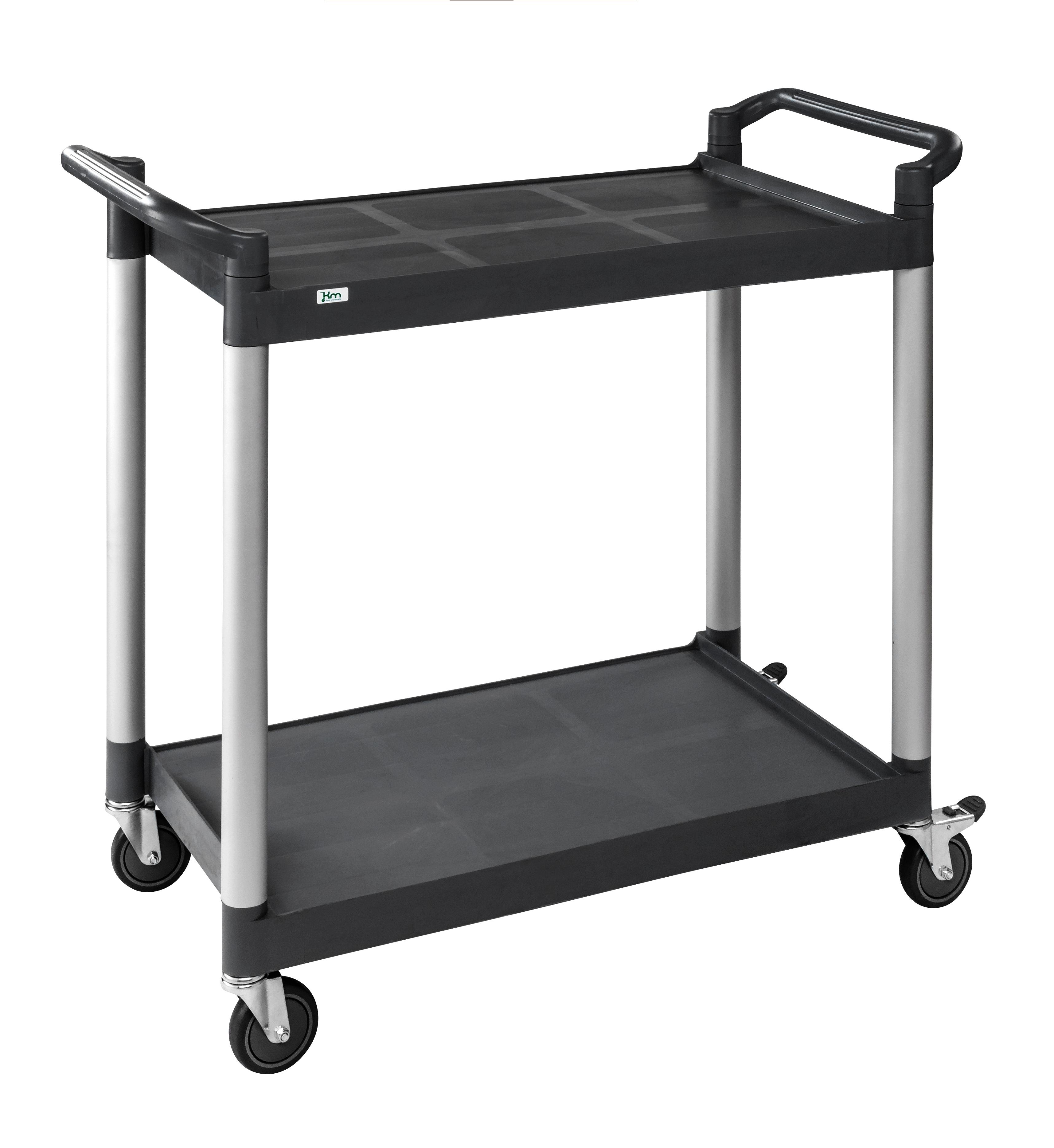 Plastic trolley KM60359-2