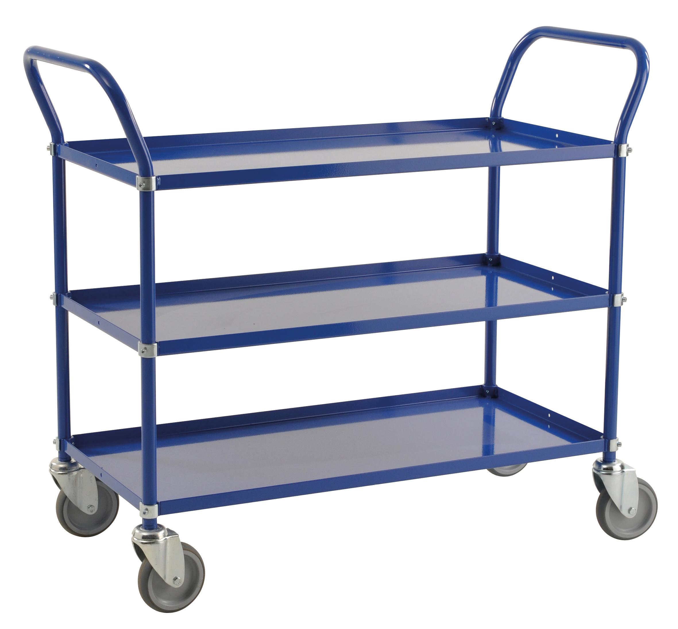 Light shelf trolley KM4148-B