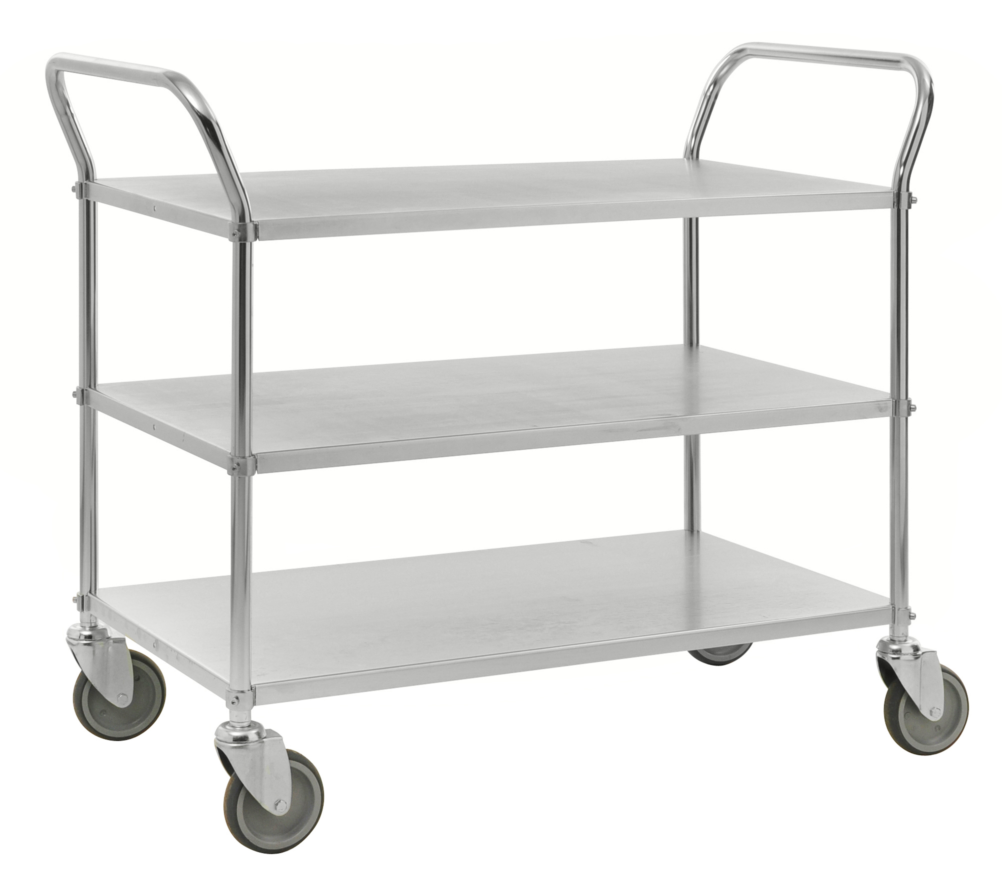 Colour trolley 3 levels KM4106-EB