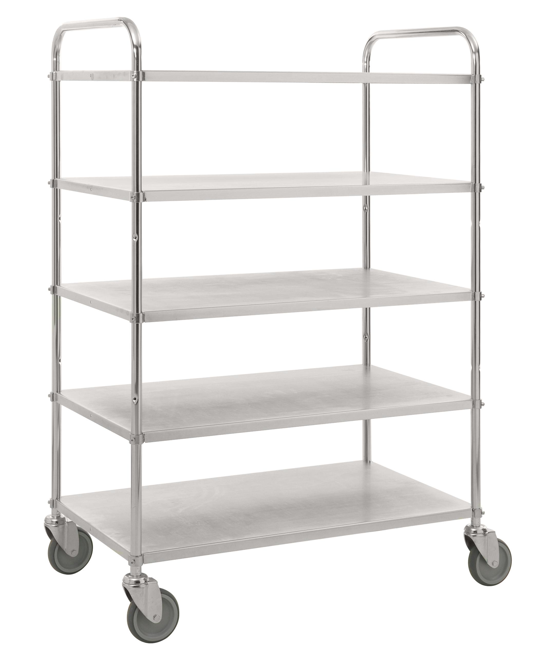 Light shelf trolley KM4124-E
