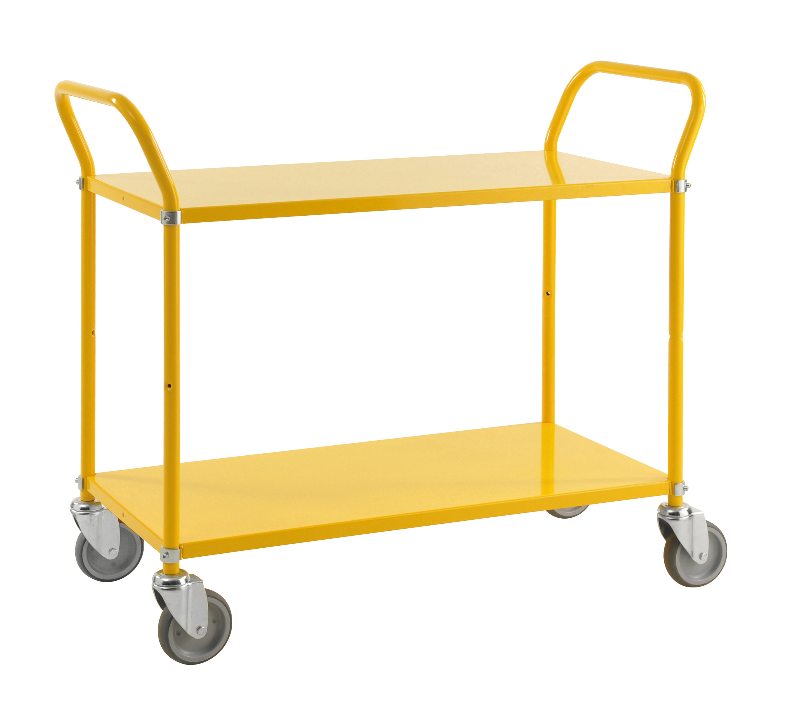 Colour trolley 2 levels KM5105