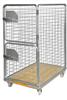 KM80 | Rullcontainer träbotten