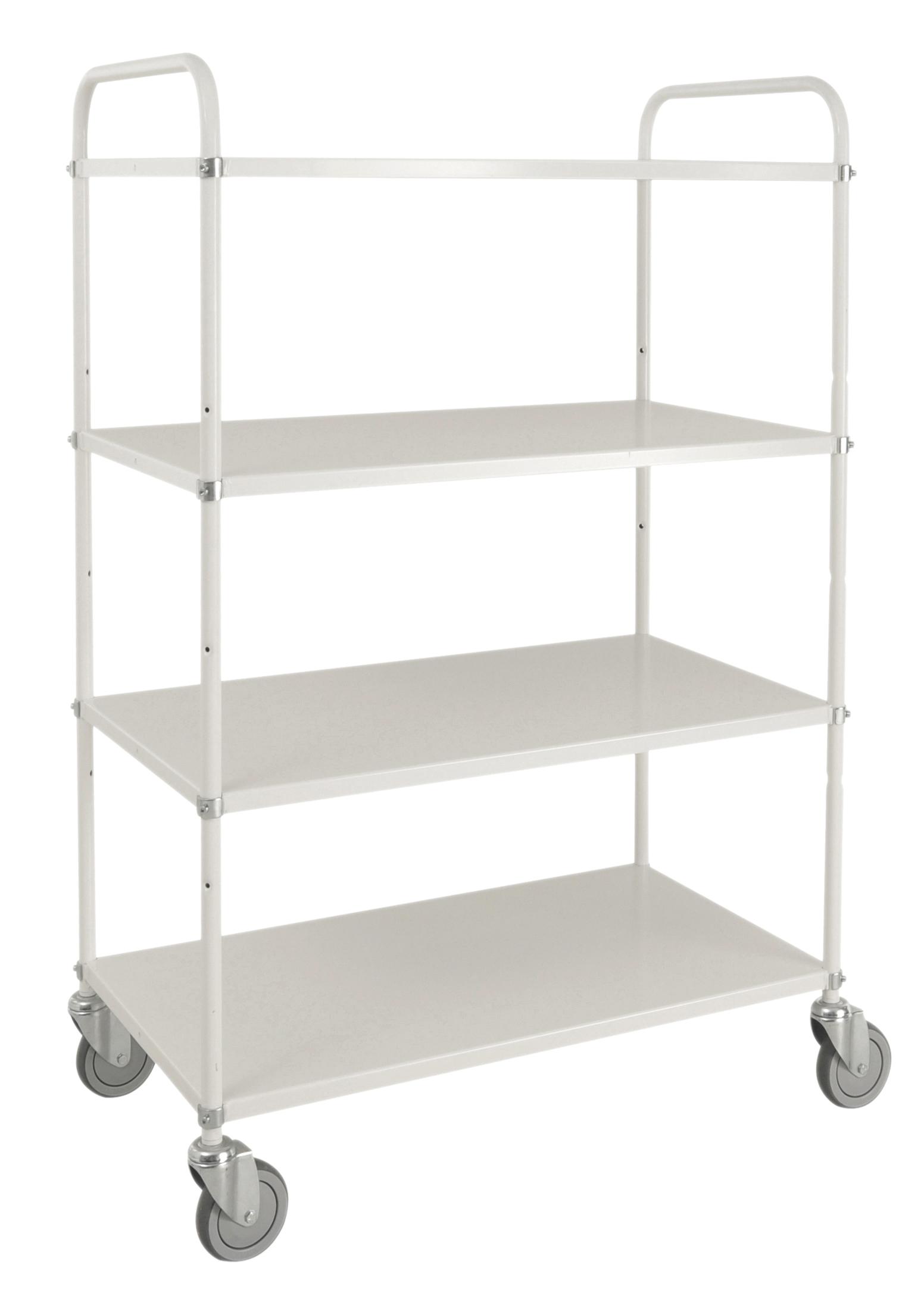 Light shelf trolley KM4125